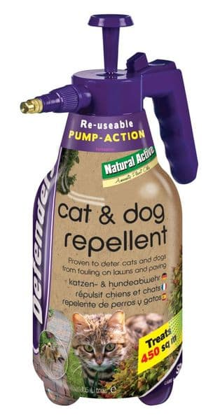Defenders Cat & Dog Repellent Spray - 1.5L